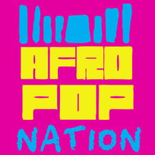 AFROPOP! Nation logo