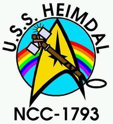 Heimdal Science Fiction  logo