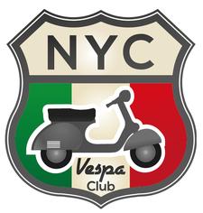Vespa Club NYC logo