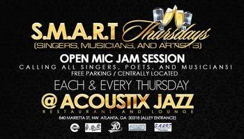 S.M.A.R.T. Thursdays CAU Homecoming Edition