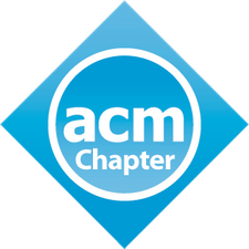 ACM — iSchool Chapter logo