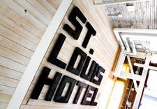 St. Louis Hotel  logo