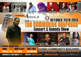 The Community Outreach - Comedy and Concert Event