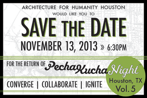 PechaKucha Night HOUSTON Vol.5 CONVERGE COLLABORATE |...