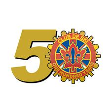 Club de Ski de 100 ans logo