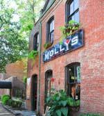 Molly's in Soulard logo