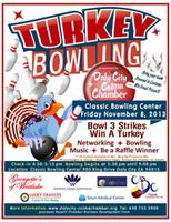 """Turkey Bowl"" Bowling Tournament presented by Daly..."