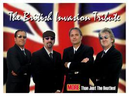 THE BRITISH INVASION TRIBUTE