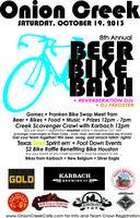 Onion Creek's 8th Annual BEER + BIKE + BASH