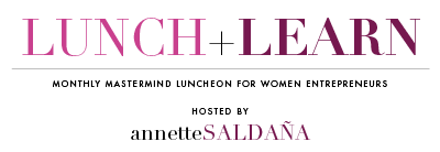 October Lunch & Learn