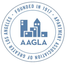 Apartment Association of Greater Los Angeles  logo