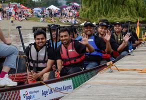 Milton Keynes Dragon Boat Festival