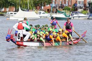 East Anglian Dragon Boat Festival