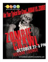 The CLT Zombie Crawl…Strikes This Halloween
