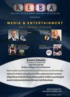 REBA presents Media & Entertainment: Past, Present,...
