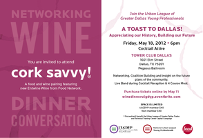 Urban League of Greater Dallas Young Professionals