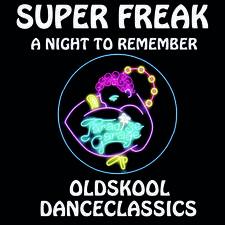 Super Freak Events logo