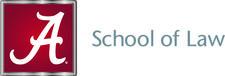 The University of Alabama School of Law logo