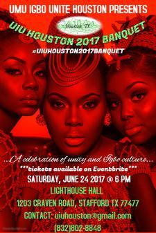 Umu Igbo Unite Houston logo
