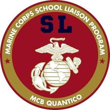 Quantico School Liaison  logo
