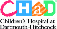 Children's Hospital at Dartmouth-Hitchcock (CHaD) logo