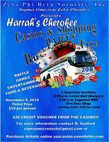 SOZ Harrah's Cherokee Casino Bus Trip