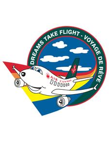 Dreams Take Flight - Edmonton - YEG  logo
