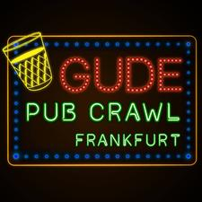 Gude Pub Crawl Frankfurt logo