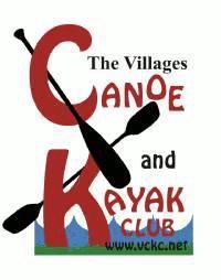 The Villages Canoe & Kayak Club logo