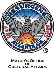 City of Atlanta Mayor's Office of Cultural Affairs logo