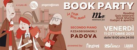 BOOK PARTY / Book Fighters - Fiera delle Parole 2013