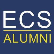 ECS ALUMNI logo