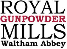 Royal Gunpowder Mills logo