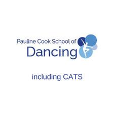 Pauline Cook School of Dancing including C.A.T.S. logo