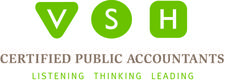 VSH Certified Public Accountants logo