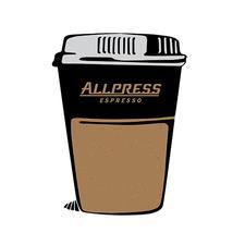 Allpress Espresso  logo