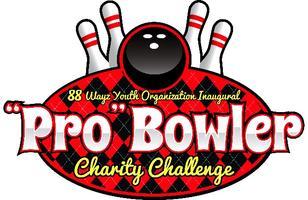 "Dez Clark's ""Pro""Bowler Charity Challenge Sponsorship"