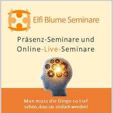 Elfi Blume Seminare  logo