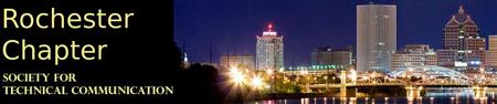 STC Rochester: Portfolios for Tech Comm Professionals...