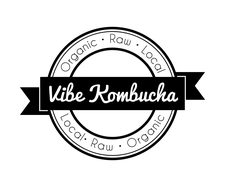 Vibe Kombucha logo