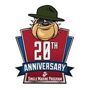 Tri-Command Single Marine and Sailor Program  logo