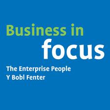 Business in Focus logo