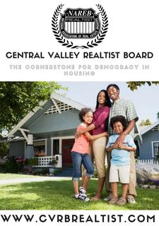 Central Valley Realtist Board (CVRB) logo