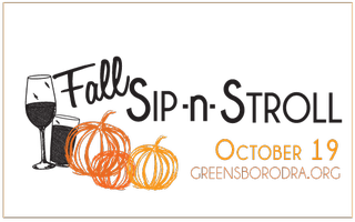 FALL SIP-N-STROLL: A Downtown Greensboro Craft Beer &...