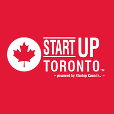 Startup Toronto brought to you by TorontoStarts logo