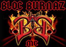 Baltimore Bloc Burnaz MC logo