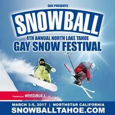 SNOWBALL | GAY SNOW FESTIVAL logo