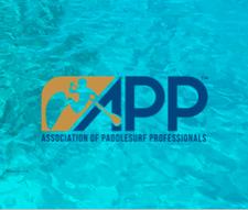 APP World Tour logo