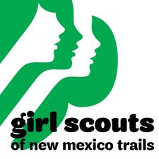 Girl Scouts of New Mexico Trails logo