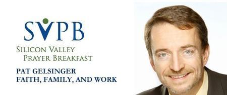 SVPB 20th Annual Breakfast with Pat Gelsinger & Reggie...